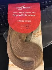 Remy Human Hair Clip in Extensions-champagne blonde 22 Artisan Plus