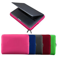 Laptop Sleeve Case Pouch Bag Cover for 11 13 15 Inch MacBook Pro/Air Notebook Su