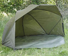 "Overnighter 60"" Oval Brolly System - Carp Fishing Umbrella & Accessories - 15995"