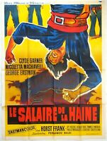 Plakat Kino Western Le Gehalt De La Hate - 120 X 160 CM