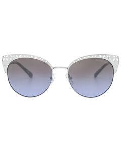 Michael Kors Women's Gray Sunglasses MK1023-106368 MSRP $270