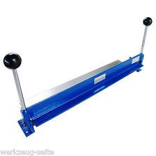 Biegemaschine Biegegerät Abkantbank Biegen 760 mm Biegebreite