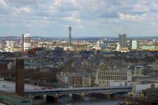 BT Tower London Skyline Cityscape England UK Photograph Picture