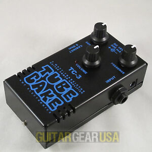 AMT Electronics TC-3 Tube Cake Portable 3 Watt Compact Instrument Power Amp NEW
