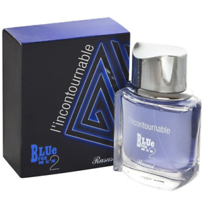 Blue for Men 2 L'Incontournable EDP - 75ML (2.5 oz) by Rasasi