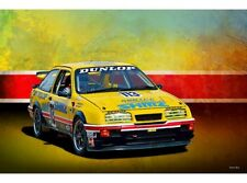 NEW GP A RS500 Sierra tin metal sign