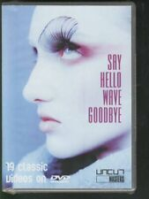 SAY HELLO WAVE GOODBYE 80'S DVD SEALD Tears For Fears Lloyd Cole ABC Big Country