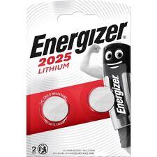 ENVOI SOUS SUIVI Energizer 10 Piles Lithium CR2025 3 Volt