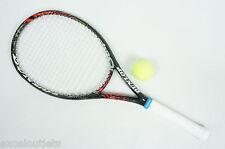 Dunlop iDapt Force 98 with Firm Shock Sleeve 4 3/8 Tennis Racquet (#2677)