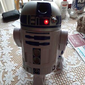 Star Wars R2D2 Smart Robot works