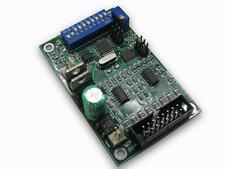 DMX08A DMX to 8 channel 0-5v/0-10v Analogue voltage converter