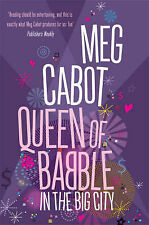 Queen of Babble in the Big City by Meg Cabot (Paperback) New Book