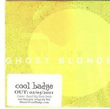 (CC443) Ghost Blonde, No Joy - 2011 DJ CD