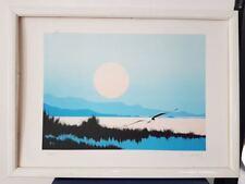 """Albatros"" lithographie signée. ""Albatros"" signed lithography jean claude MARINI"