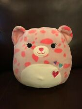 Squishmallow 8 Inch Cheetah Valentine's Day Collection