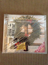 A Country Christmas by VA (CD + DVD) Beverly Hillbillies Holiday Specials & More