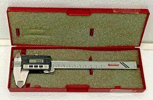 "Starrett 721M Electronic Caliper 6""/150mm 247F"