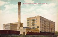 Postcard Pawnee Cereal Company's Plant in Cedar Rapids, Iowa~110007