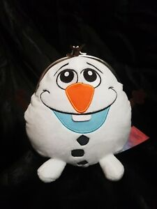 Disney Frozen 2 Plush Olaf Purse/Shoulder Bag. Toreba Prize