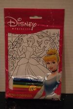 Disney Princess Mini-Doodles coloring kit 2004 Cinderella