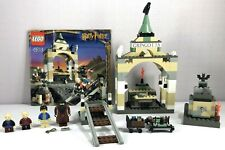 Lego Harry Potter Set 4714 Gringott's Bank Complete with 4 Minifigs & HP Poster