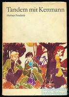 Tandem mit Kettmann DDR 1973 Rarität Kinderbuchverlag Berlin