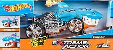 Hot Wheels Sharkruiser Extreme Action véhicule Shark Cruiser VOITURE AVEC SONS NEUF