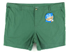 NWT COLUMBIA Thyme Green Omni-Shade Cotton Bonehead II PFG Shorts ~ Men's 48x6