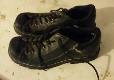 Dr. Martin made in England black leather heels four lace uk 5 us 7