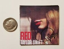 Miniature record AG Barbie Gi Joe 1/6    Playscale Taylor Swift Red Album Music