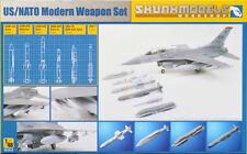 US/NATO MODERN WEAPON SET 1/48 Skunkmodels