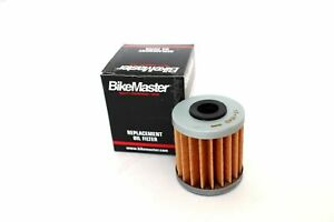 Bikemaster JO-S110 Oil Filter for Suzuki DR-Z400SM 2005 2006 2007 2008 2009