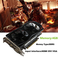 4GB HD AMD ATI Radeon 7670 DDR5 128Bit PCI-Express Game Video Graphics Card