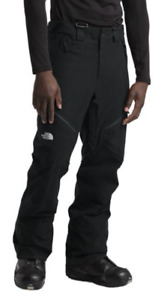 2021 NWT THE NORTHFACE BIB ANONYM GORE-TEX SKI PANTS L $300 Black stretch