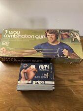 3-Way Combination Gym Home Exercise Set - Vintage Diversified Produts Read Desc