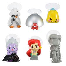 Disney Store Japan Princess Ariel Little Mermaid Phone Stand Holder Suction Set
