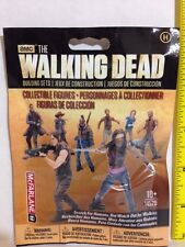 WALKING DEAD BUILDING PACK CARL GOVERNOR DARYL MICHONNE SOPHIA ZOMBIE MCFARLANE