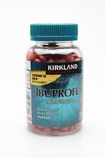 Kirkland Signature USP Ibuprofen 2 Bottles 200 MG of 500 Tablets Each