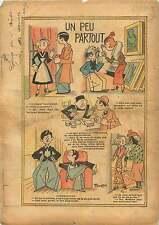 Caricatures Humour Occuliste Galerie de Peinture Mode de Paris 1935 ILLUSTRATION
