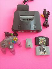 Nintendo 64 Console Bundle N64 ALL OEM - Controller - Games- Tested - Working 53