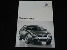 Volkswagen Jetta Car Brochures