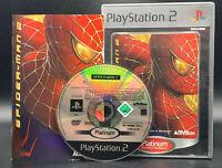 """PS 2 Playstation 2 Spiel """" SPIDERMAN 2 Spider-Man 2 """" KOMPLETT"""