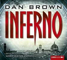 Brown, Dan - Inferno - CD