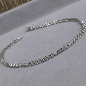 Diamond Tennis Bracelet 1ct