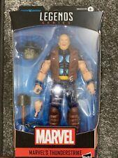 Marvel Legends Avengers Game W2 Thunderstrike 6in Figure BAF Mr Fixit
