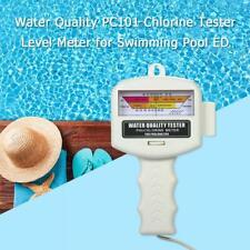 Hot Pool Elektronischer Wassertester Pooltester Messgerät für Chlor und pH-Wert