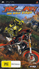 MX vs. ATV Unleashed On The Edge Sony PSP Game USED