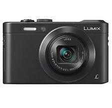 Black Digital Cameras with Audio Recording