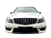 W204 C Class C180 C200 C250 C350 Sport grille grill AMG GT Style