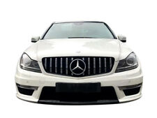 W204 C Class AMG Panamericana grille grill AMG GT Style